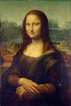 Mona Lisa zografiki
